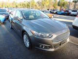 2013 Sterling Gray Metallic Ford Fusion Hybrid SE #89674116