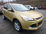 2014 Karat Gold Ford Escape Titanium 1.6L EcoBoost 4WD #89673863