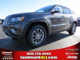 2014 Granite Crystal Metallic Jeep Grand Cherokee Limited #89673939