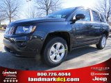 2014 Maximum Steel Metallic Jeep Compass Sport #89673934