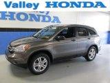 2011 Urban Titanium Metallic Honda CR-V EX 4WD #89673689