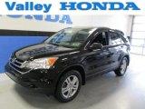 2011 Crystal Black Pearl Honda CR-V EX 4WD #89673686