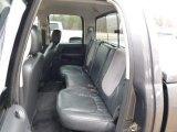 2003 Dodge Ram 1500 Laramie Quad Cab 4x4 Rear Seat