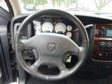 2003 Dodge Ram 1500 Laramie Quad Cab 4x4 Steering Wheel