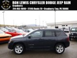 2014 Maximum Steel Metallic Jeep Compass Latitude 4x4 #89673843
