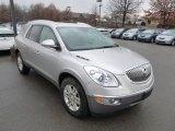 2008 Platinum Metallic Buick Enclave CX AWD #89674277