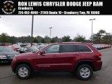 2014 Deep Cherry Red Crystal Pearl Jeep Grand Cherokee Laredo 4x4 #89673838