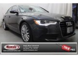 2013 Oolong Gray Metallic Audi A6 2.0T Sedan #89674097