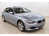2013 Liquid Blue Metallic BMW 3 Series 328i xDrive Sedan #89674188