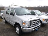 2008 Silver Metallic Ford E Series Van E150 Cargo #89673737