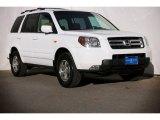 2007 Taffeta White Honda Pilot EX #89673986