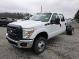 2014 Ford F350 Super Duty XL Crew Cab 4x4 Chassis Data, Info and Specs