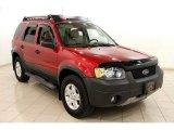 2006 Redfire Metallic Ford Escape XLT V6 #89674185