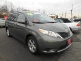 2012 Cypress Green Pearl Toyota Sienna LE #89673975