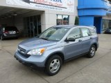 2007 Royal Blue Pearl Honda CR-V LX 4WD #89673811
