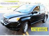 2011 Crystal Black Pearl Honda CR-V EX-L 4WD #89673797