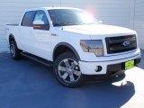 2014 Oxford White Ford F150 FX4 SuperCrew 4x4 #89674067