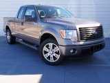 2014 Sterling Grey Ford F150 STX SuperCab #89674064