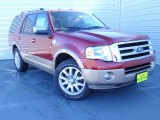 2014 Ruby Red Ford Expedition King Ranch #89674063