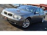 2003 Titanium Silver Metallic BMW 7 Series 745i Sedan #89714041