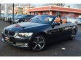 2007 Black Sapphire Metallic BMW 3 Series 335i Convertible #89714039