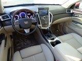 2012 Cadillac SRX Interiors