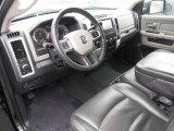2011 Dodge Ram 2500 HD Interiors