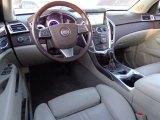 2011 Cadillac SRX Interiors