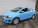 Chevrolet Sonic 2014 Data, Info and Specs