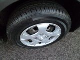 Hyundai Accent 2002 Wheels and Tires