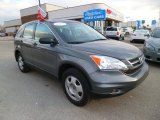 2011 Polished Metal Metallic Honda CR-V LX 4WD #89714488