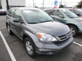 2011 Polished Metal Metallic Honda CR-V LX 4WD #89714485