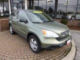 2008 Green Tea Metallic Honda CR-V LX #89714482