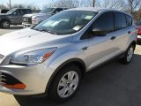 2014 Ingot Silver Ford Escape S #89713894