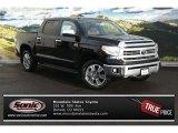 2014 Black Toyota Tundra 1794 Edition Crewmax 4x4 #89713815
