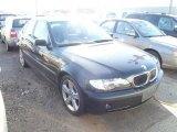2004 Jet Black BMW 3 Series 330xi Sedan #89714387