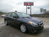 2012 Dark Gray Metallic Subaru Impreza 2.0i 4 Door #89714383