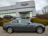 2008 Sparkling Graphite Metallic BMW 3 Series 335xi Coupe #89713880