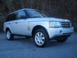 2006 Zambezi Silver Metallic Land Rover Range Rover HSE #89762372