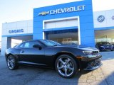 2014 Black Chevrolet Camaro SS/RS Coupe #89762164