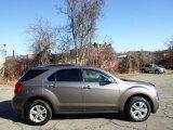 2010 Mocha Steel Metallic Chevrolet Equinox LTZ #89761944