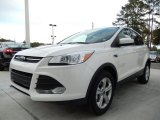 2014 White Platinum Ford Escape SE 1.6L EcoBoost #89761936