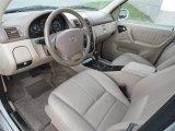 2003 Mercedes-Benz ML Interiors