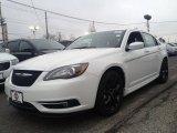 2014 Bright White Chrysler 200 Limited Sedan #89761750