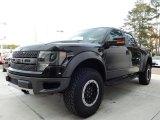 2014 Tuxedo Black Ford F150 SVT Raptor SuperCrew 4x4 #89761928