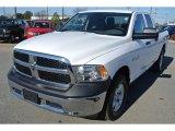 2014 Bright White Ram 1500 Tradesman Quad Cab 4x4 #89762340