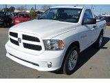 2014 Bright White Ram 1500 Express Regular Cab #89762337