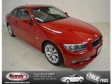 2011 Crimson Red BMW 3 Series 328i Coupe #89762152