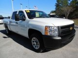 2012 Chevrolet Silverado 1500 Work Truck Crew Cab Data, Info and Specs