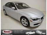2014 Glacier Silver Metallic BMW 3 Series 328i Sedan #89762145